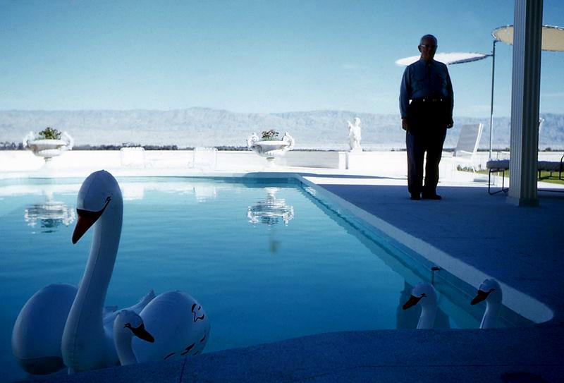 Fotó: Robert Doisneau<br />Palm Springs<br />1960<br />© Robert Doisneau