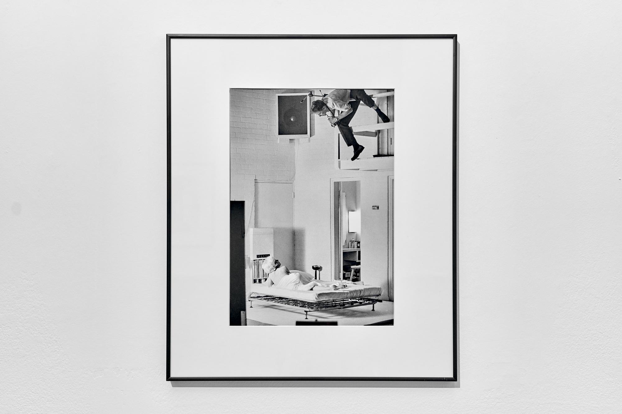 Douglas Kirkland kiállításunk a Mai Manó Házban<br /><br />Fotó: Kiss Imre