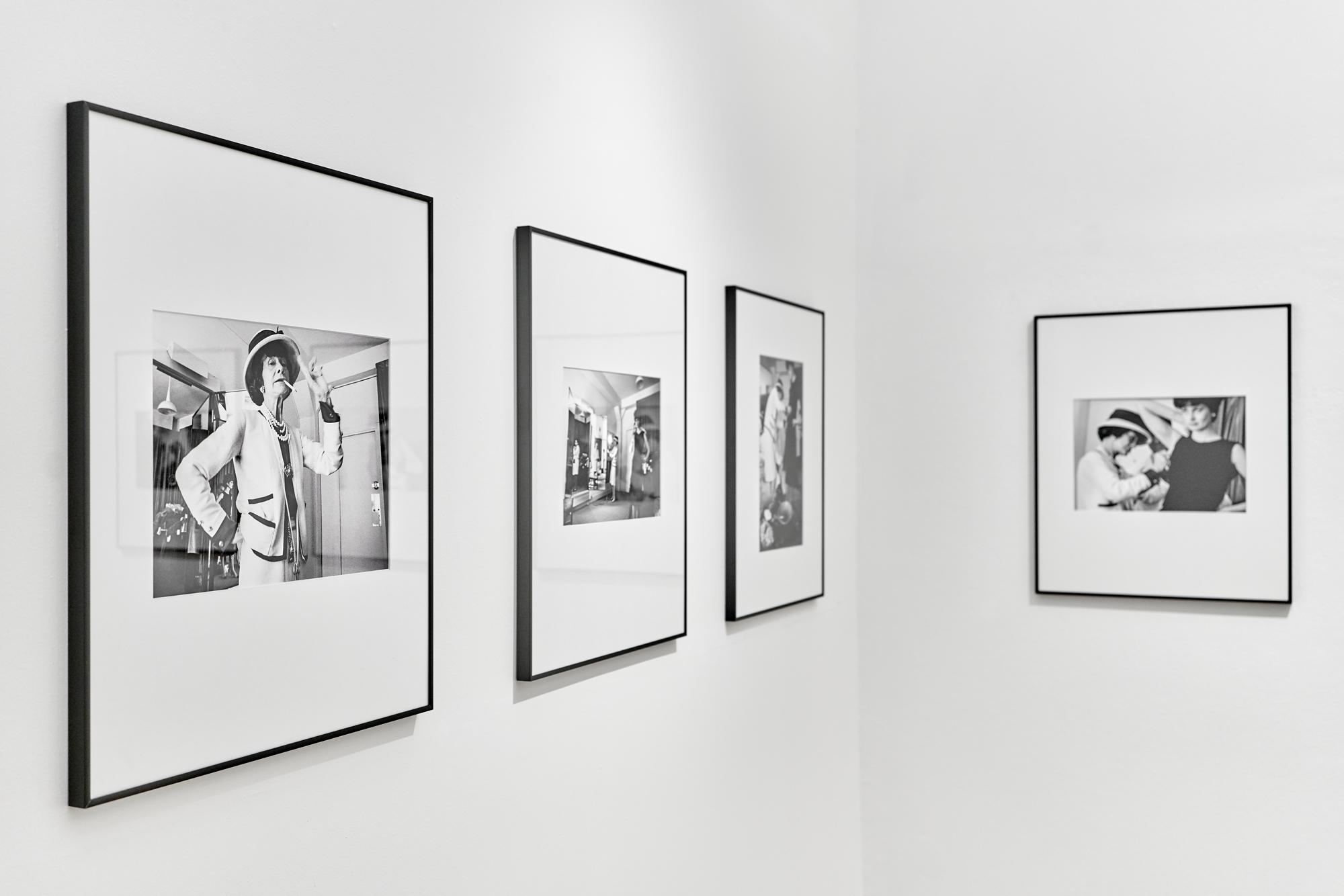 Douglas Kirkland: Coco Chanel - Mítosz és Elegancia és a Douglas Kirkland: Egy este Marilyn Monroe-val kiállításaink a Mai Manó Házban<br /><br />Fotó: Kiss Imre