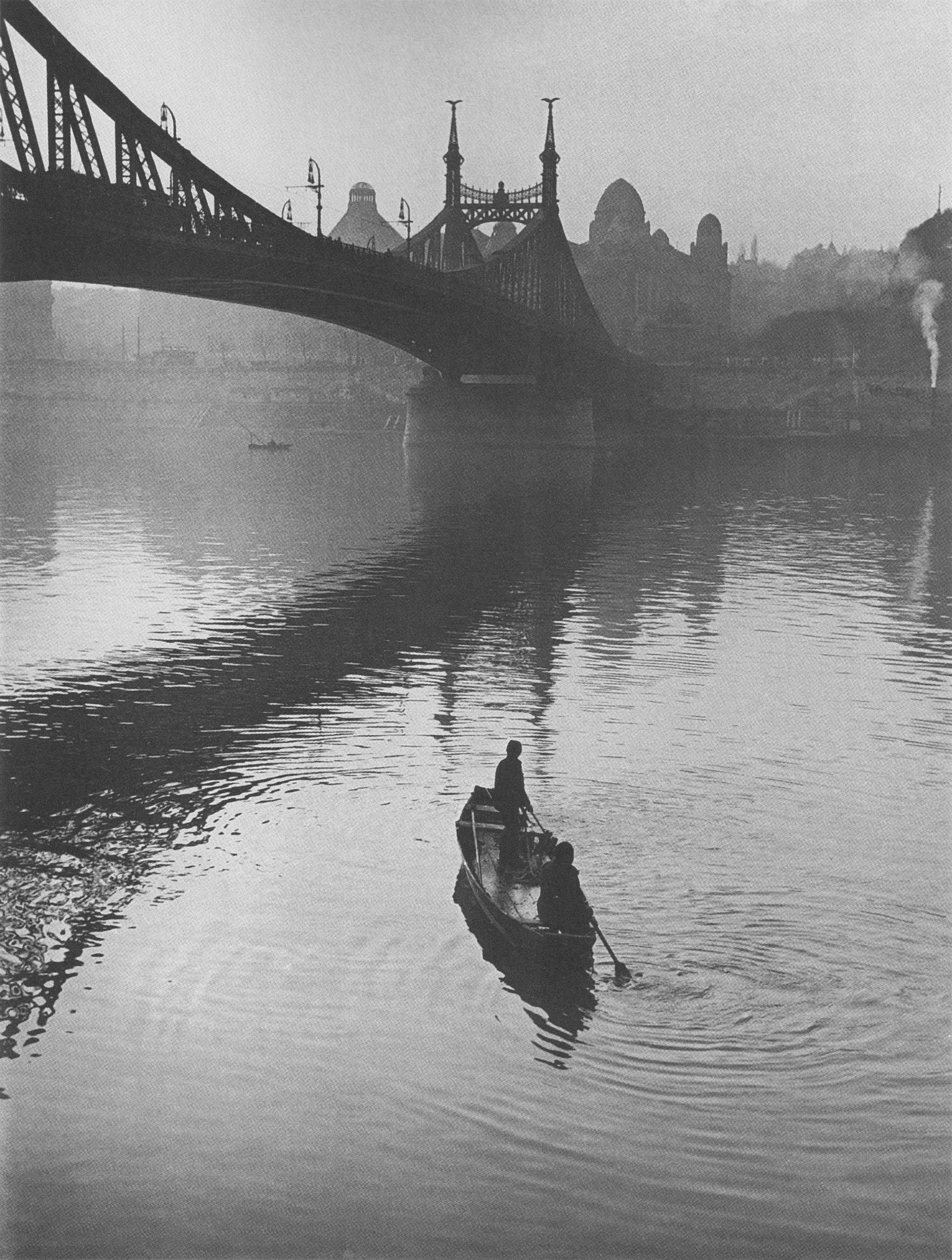 Fotó: Dulovits Jenő: Csónakázók, 1930-as évek eleje © Fejér Zoltán gyűjteménye