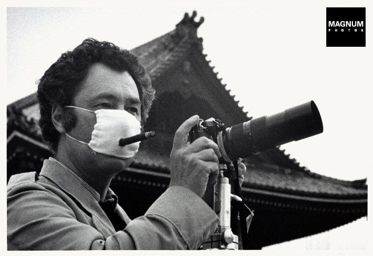 Fotó: Elliott Erwitt: Japán, 1977 © Elliott Erwitt/Magnum Photos