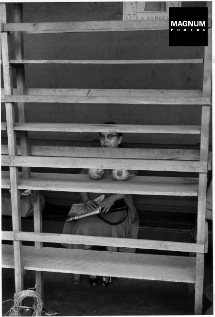 Fotó: Elliott Erwitt: Managua. Nicaragua. 1957 © Elliott Erwitt/Magnum Photos