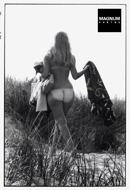 Fotó: Elliott Erwitt: Sylt, 1968 © Magnum Photos