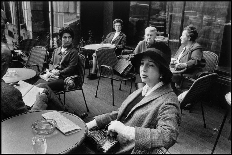 Fotó: Elliott Erwitt: Magyarország, 1964 © Elliott Erwitt / Magnum Photos