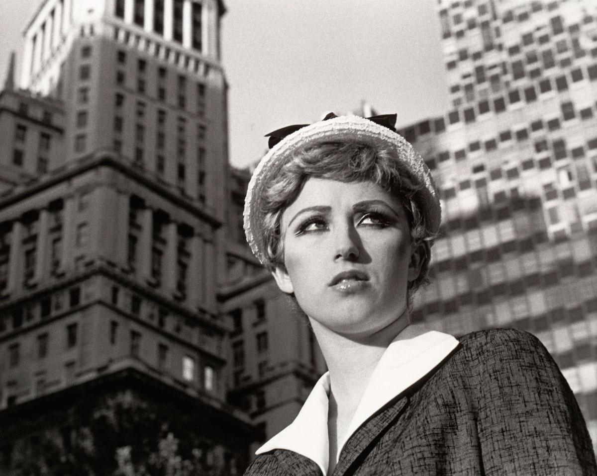 Fotó: Untitled film still #21, 1978 © Cindy Sherman