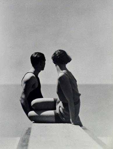 Fotó: The Divers, 1930 © George Hoyningen-Huene