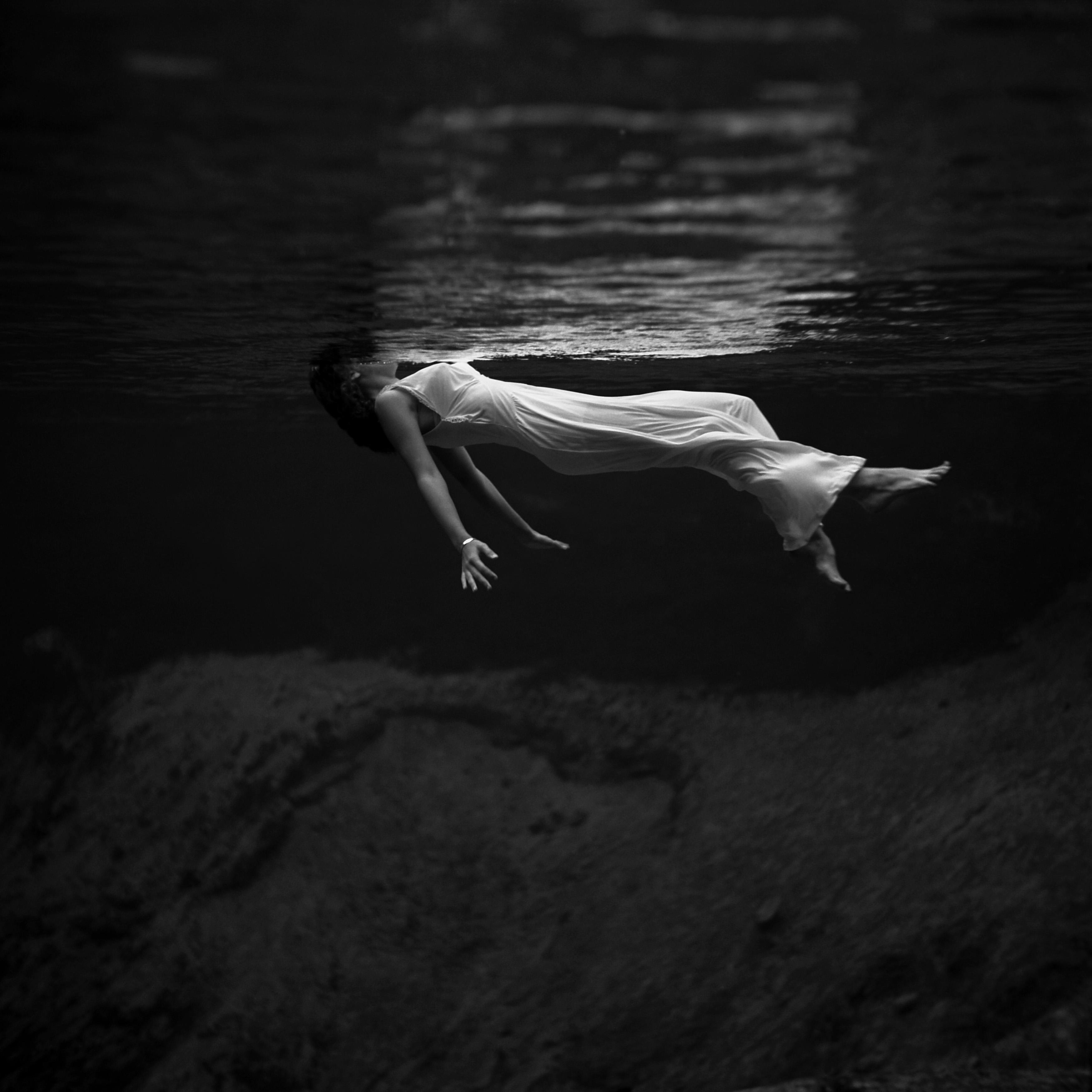 Fotó: Weeki Wachee Spring, 1947 © Toni Frissell