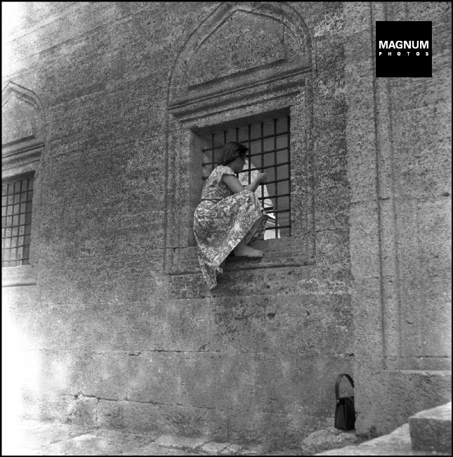 Fotó: Erich Lessing: Törökország, 1951 © Erich Lessing/Magnum Photos