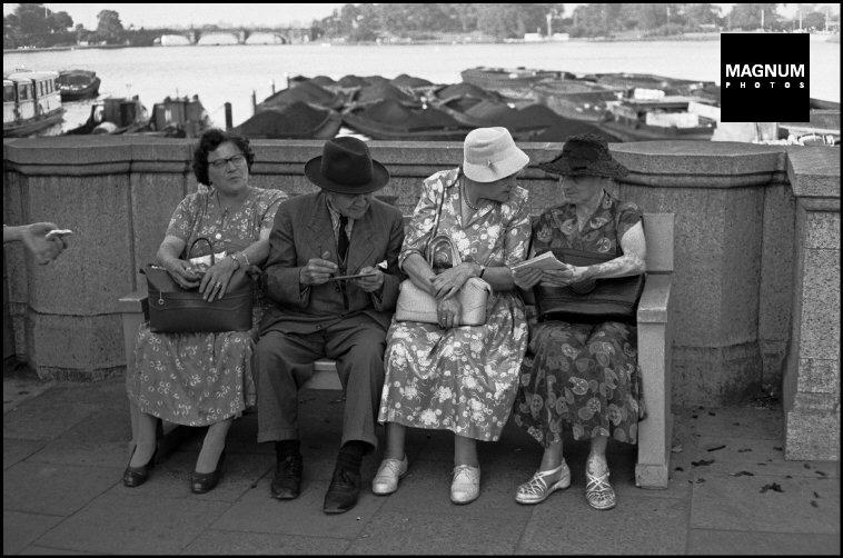 Fotó: Erich Lessing: Hamburg, 1958 © Erich Lessing/Magnum Photos