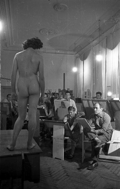 Fotó: Bauer Sándor: 1955 © fortepan.hu