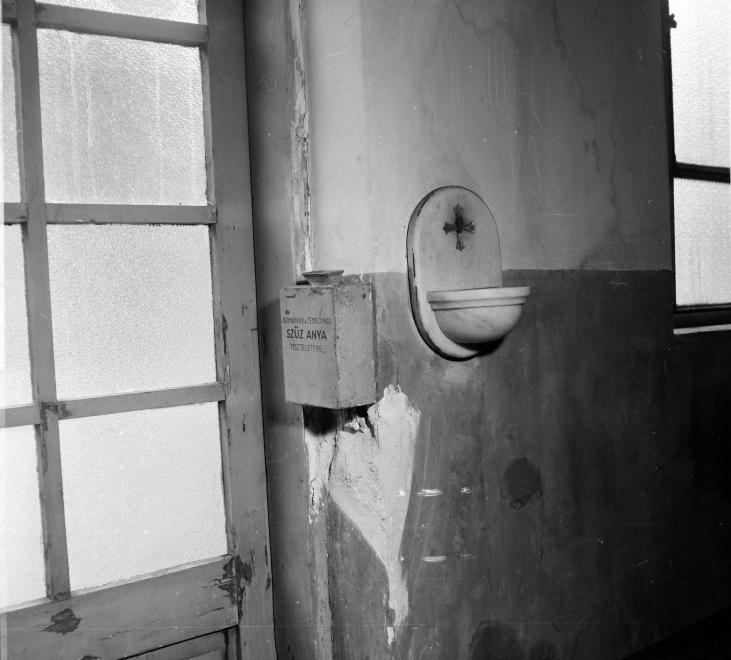 BRFK Hivatala Bűnügyi Technikai Osztály, 1963 © Fortepan / Budapest Főváros Levéltára. Levéltári jelzet: HU.BFL.XV.19.c.10