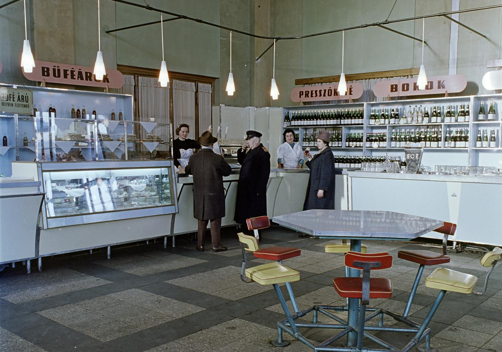 Fotó: Magyarország, 1967<br />Fortepan / FŐFOTÓ