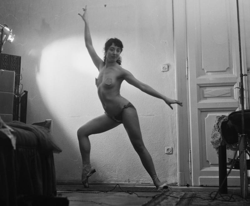 Fotó: fortepan.hu/Bauer Sándor, 1958