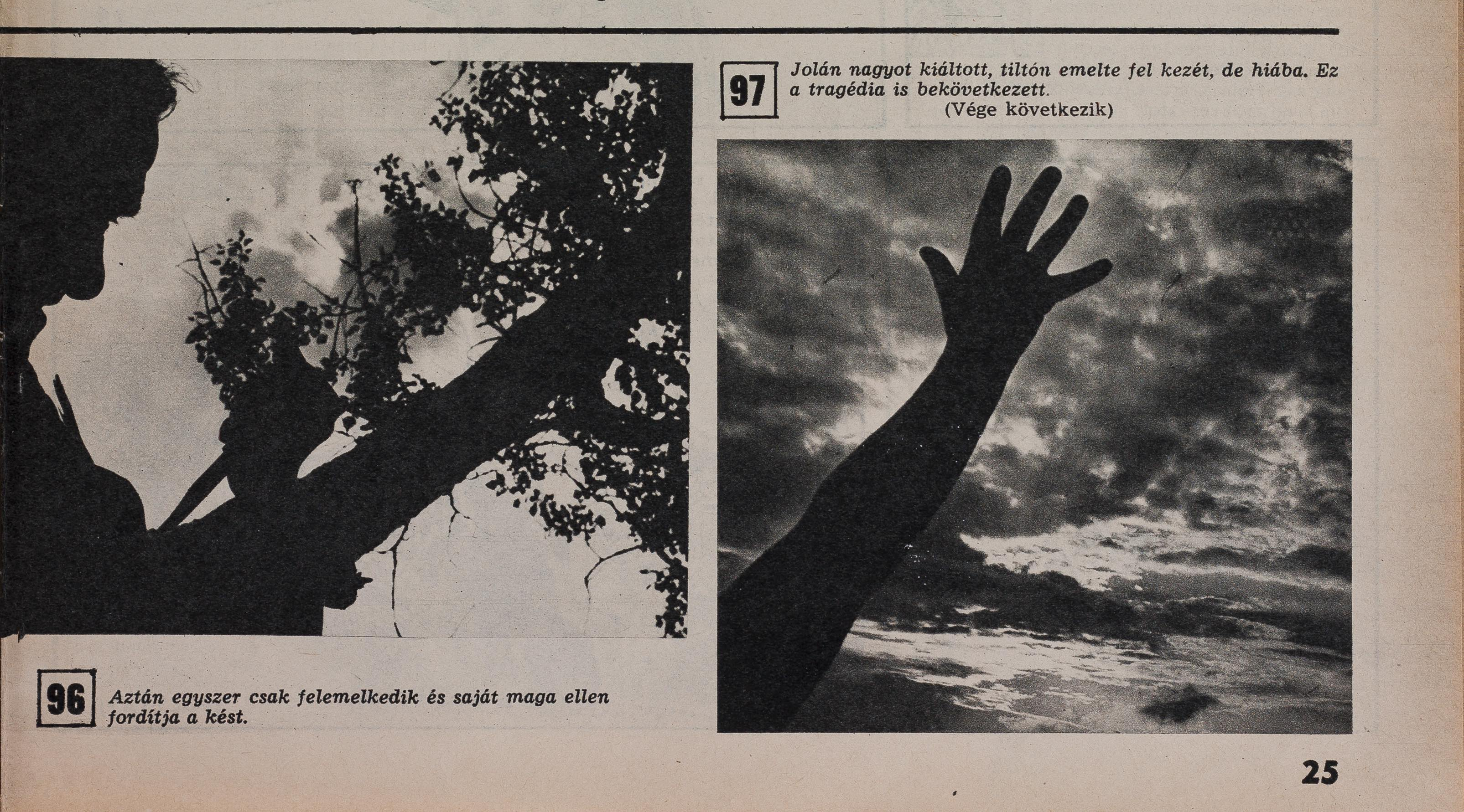 KÚ – 1971. XII. évf. 21. sz. 24-25. o.<br />A méhész története 17. rész <br /><br />A MÉHÉSZ TÖRTÉNETE 1-18. rész<br />fényképezte: Berendi Ferenc<br />KÉPES ÚJSÁG – 1971 XII. évf. 5.- 22 szám 24-25. o.<br />