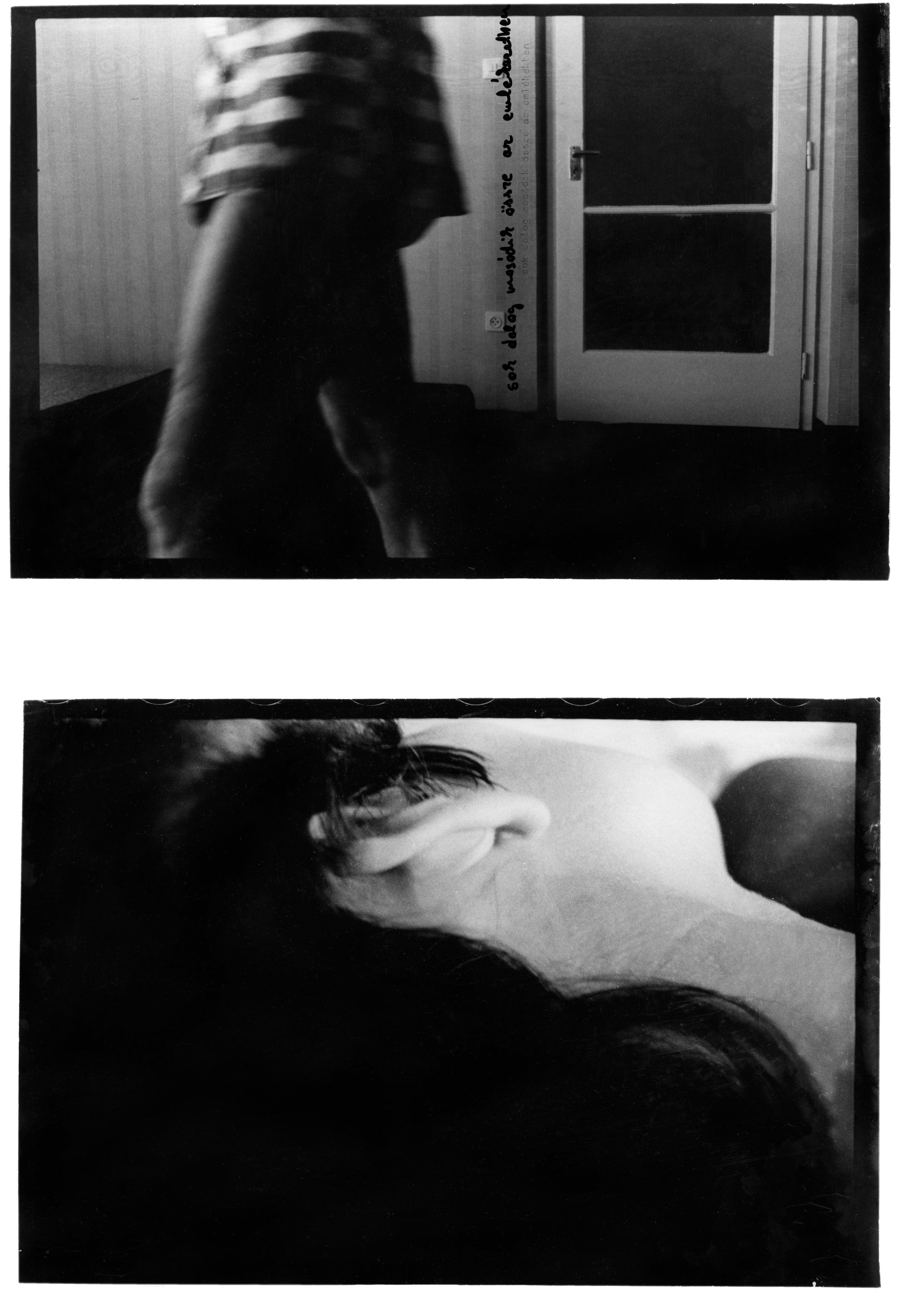 Fotó: Géczi János – Molnár László: Fotóregény, 1980. Művészetek Háza, Veszprém, 2018. 90. o.