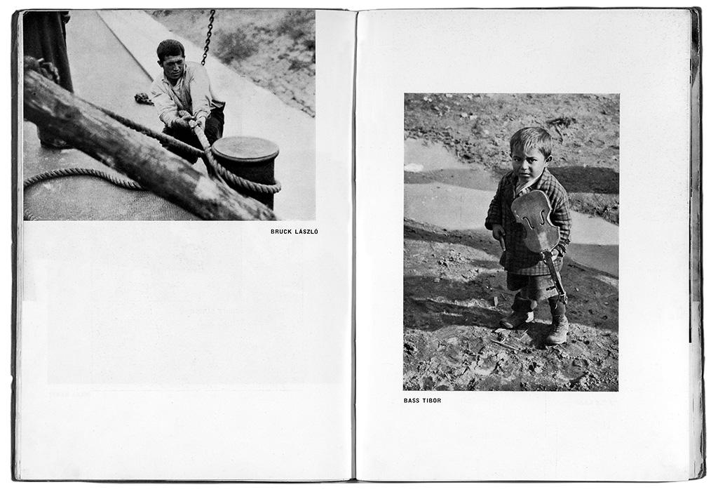 Fotó: Képek a 'MUNKA' első fotókönyvéből, 1932 © National Gallery of Art Library