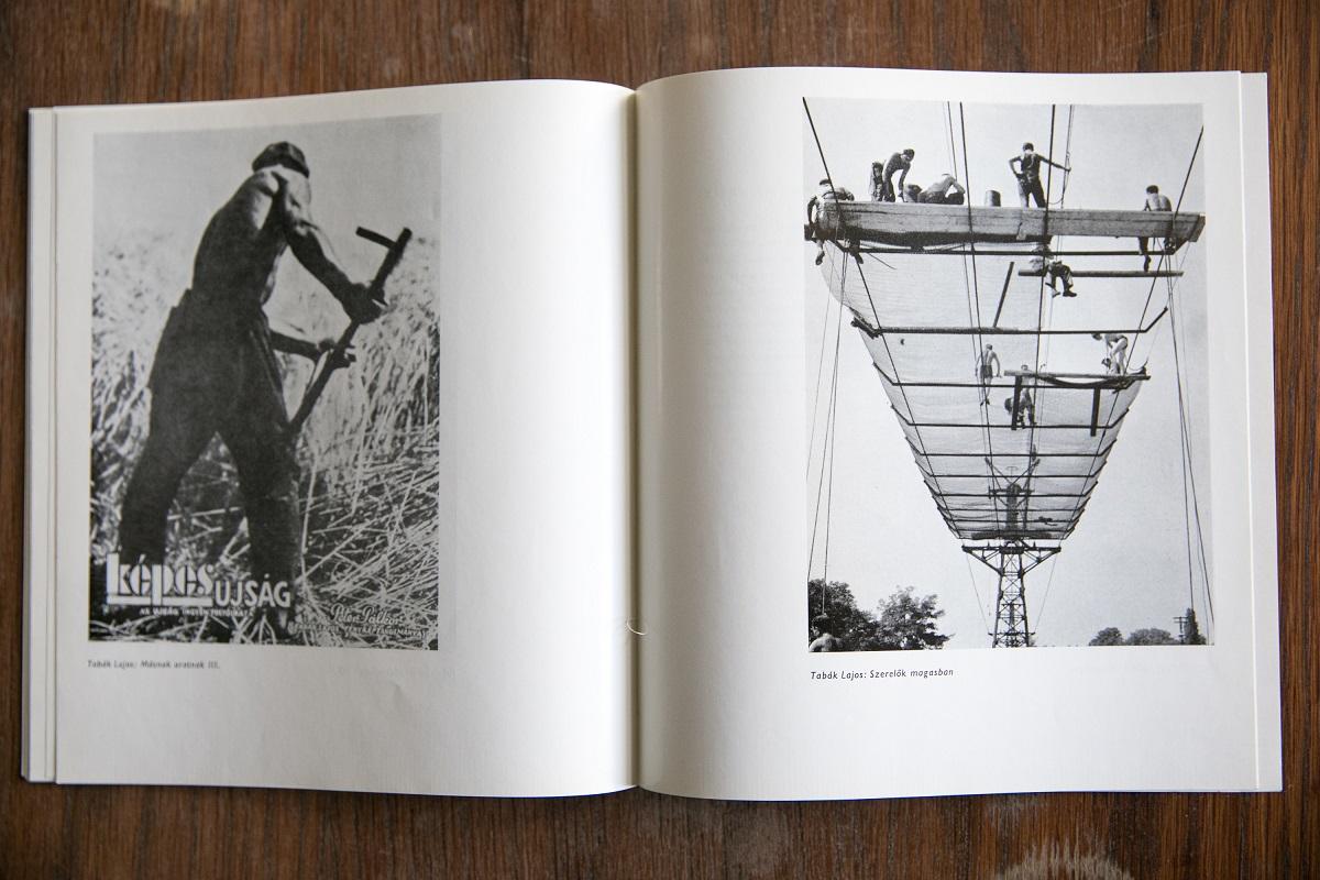 A mi életünkből 1932 - Az 1966-ban megrendezett kiállítás katalógusa, Damjanich Múzeum, Szolnok<br />Fotó: Mai Manó Ház