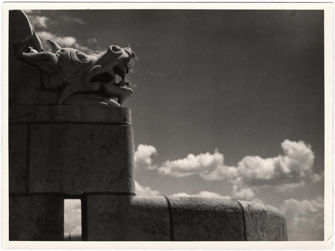 Fotó: Hevesy Iván: Halászbástya 1933. © Magyar Fotográfiai Múzeum
