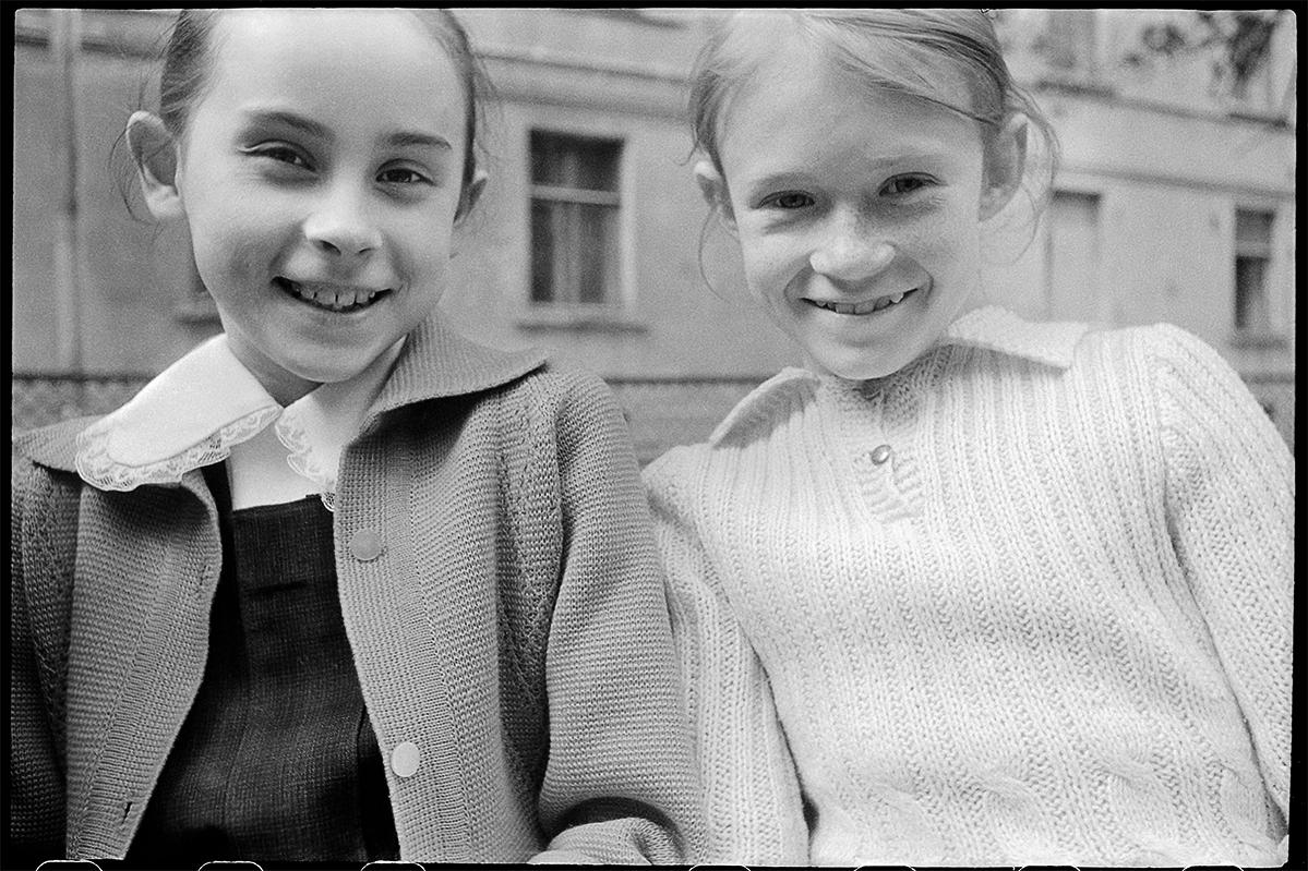 Fotó: Mása Ivasincova: Leningrad, USSR, 1978 © Masha Galleries