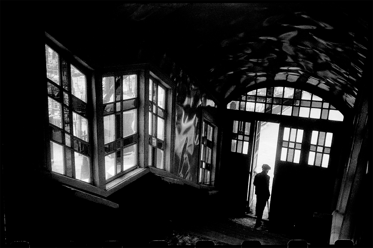 Fotó: Mása Ivasincova: Moscow, USSR, 1987 © Masha Galleries