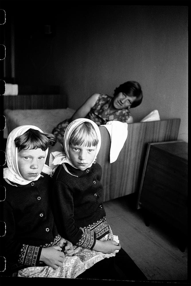 Fotó: Mása Ivasincova: Vologda, USSR, 1979 © Masha Galleries