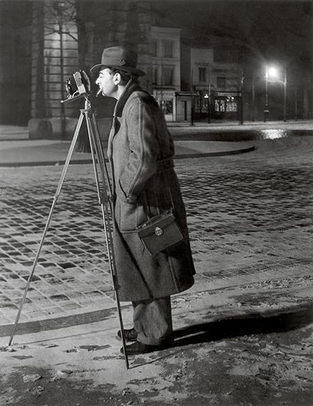 On the Boulevard Saint Jacques, 1930-1932<br />© Estate Brassaï Succession, Paris<br /><br />A Foamban megrendezett kiállítás 2019. december 4-ig látogatható.