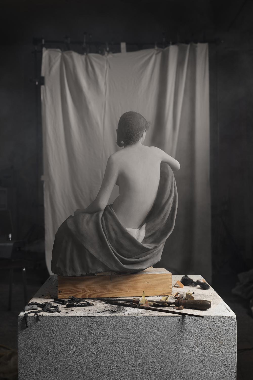 Cortis & Sonderegger<br />Making of 'Violon d'Ingres' (by Man Ray, 1924), 2016<br /><br />A kiállítás 2019. december 7-ig látogatható a Ravestijn Galériában.