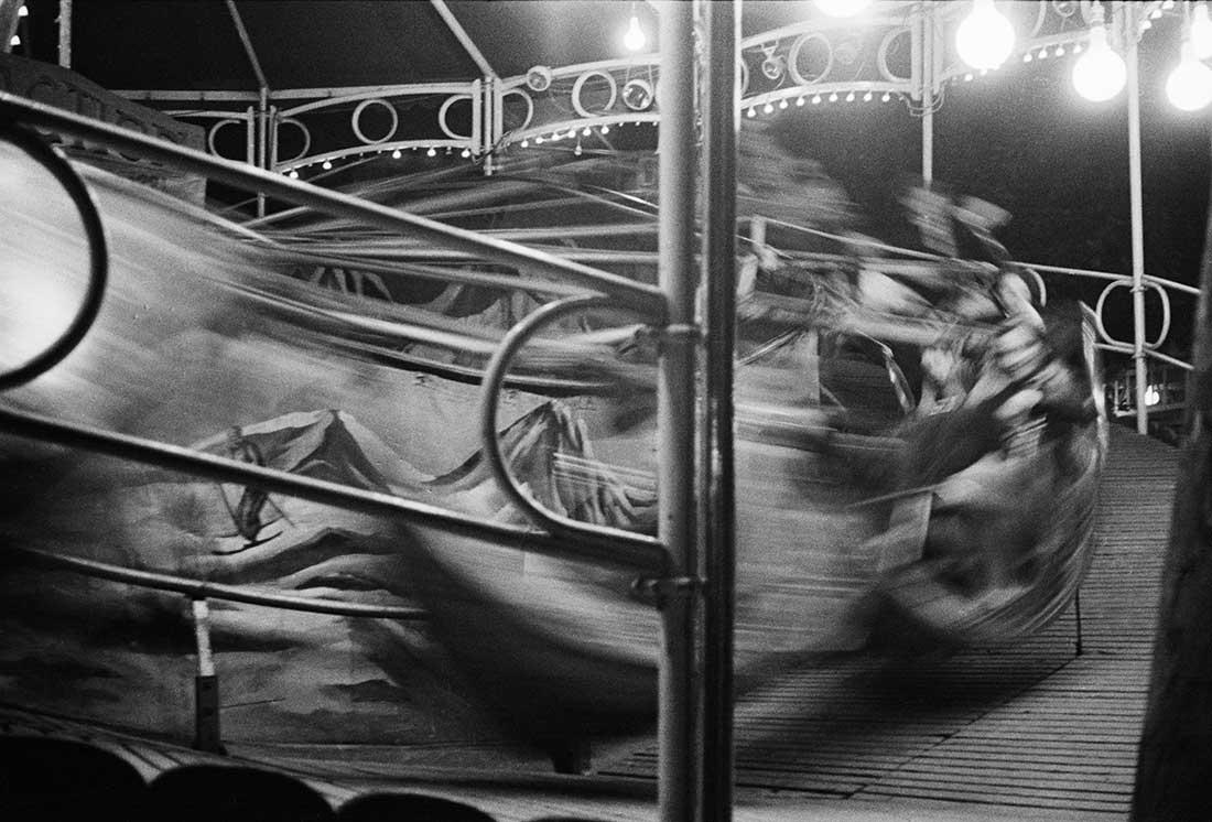 Fotó: Foire du trône, Paris<br />1937<br />René-Jacques<br />© ministère de la Culture / Médiathèque de l'architecture et du patrimoine / Donation René-Jacques