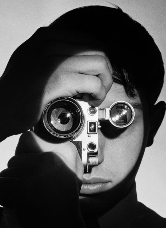 Fotó: Andreas Feininger: A fotóriporter, USA, 1951 © Time & Life Pictures/Getty Images