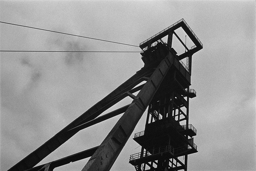 Fotó: Peter Lindbergh: Duisburg, Germany, 1984 © Peter Lindbergh (All photos courtesy of the Peter Lindbergh Foundation)