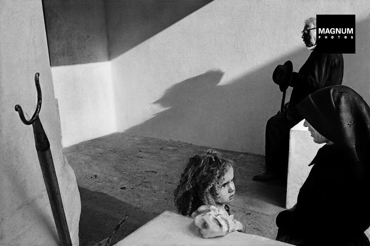 Fotó: Josef Koudelka: Portugal, 1976 © Josef Koudelka/Magnum Photos