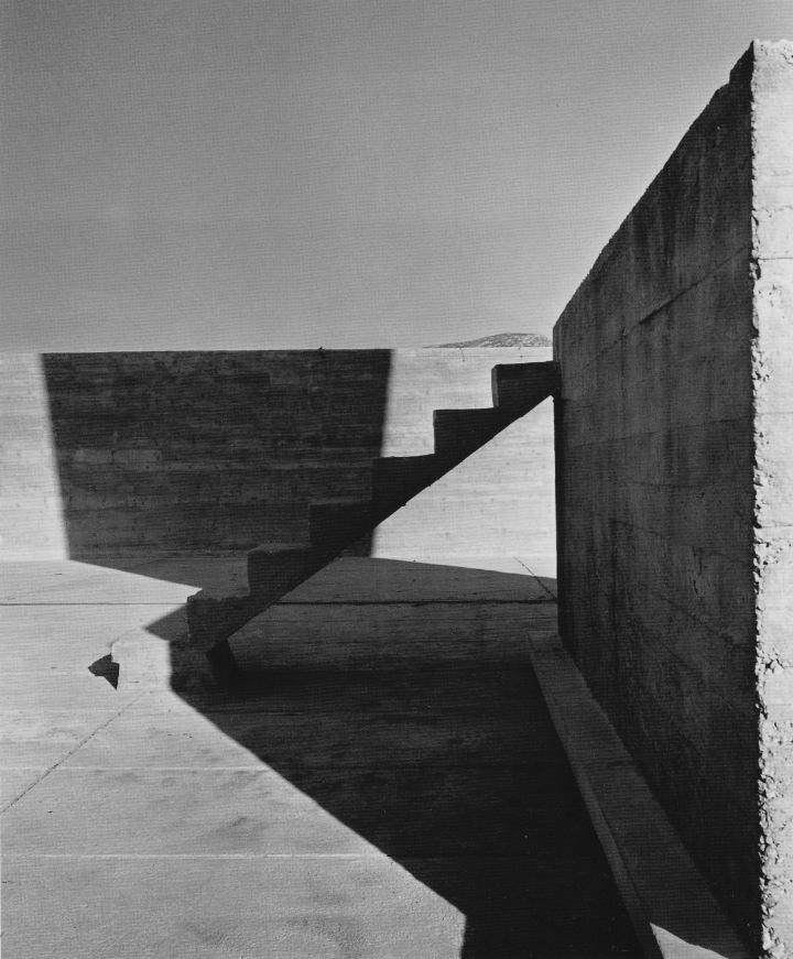 Fotó: Lucien Hervé: La Cite Radieuse Marseille: still from 'Le Corbusier & Lucien Hervé: The Architect & The Photographer – A Dialogue'. (Published 2011, © Thames & Hudson)