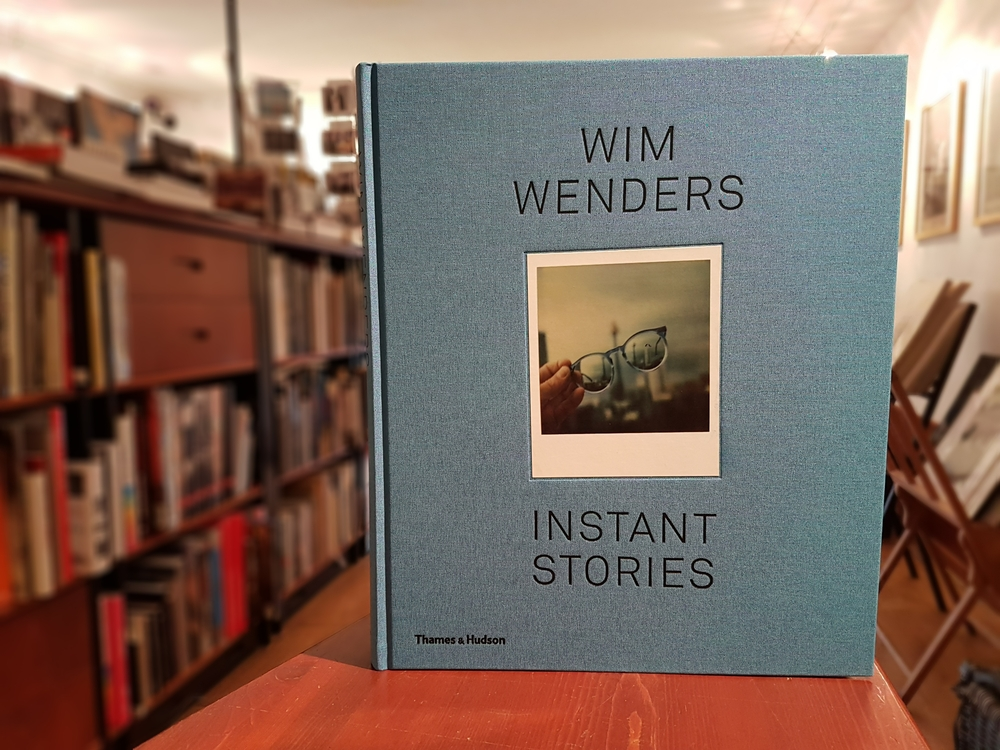 Wim Wenders: Instant Stories
