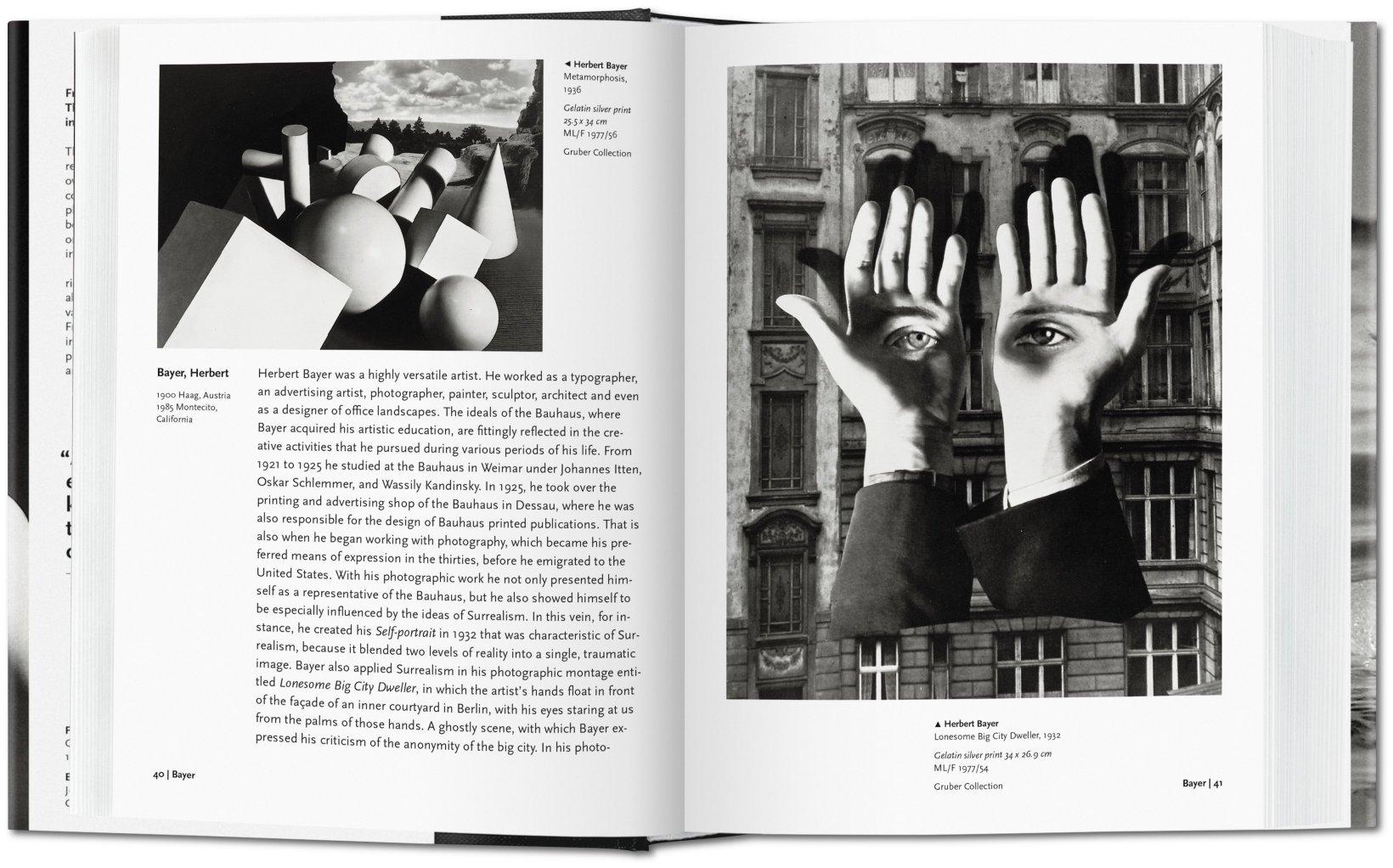 Fotó: Részlet a 20th Century Photography című könyvből