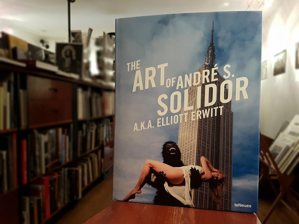 The Art of André S. Solidor (aka Elliott Erwitt)
