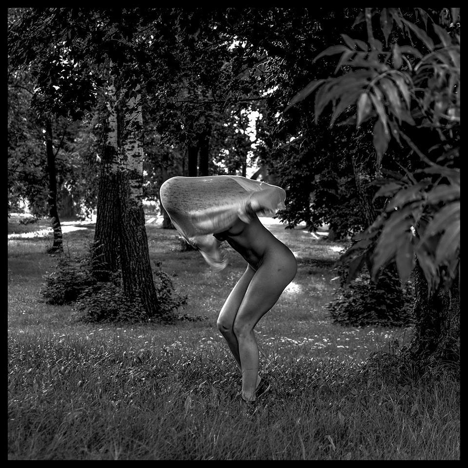 Fotó: Gaál Zoltán: Részlet az abgang című albumból © Gaál Zoltán