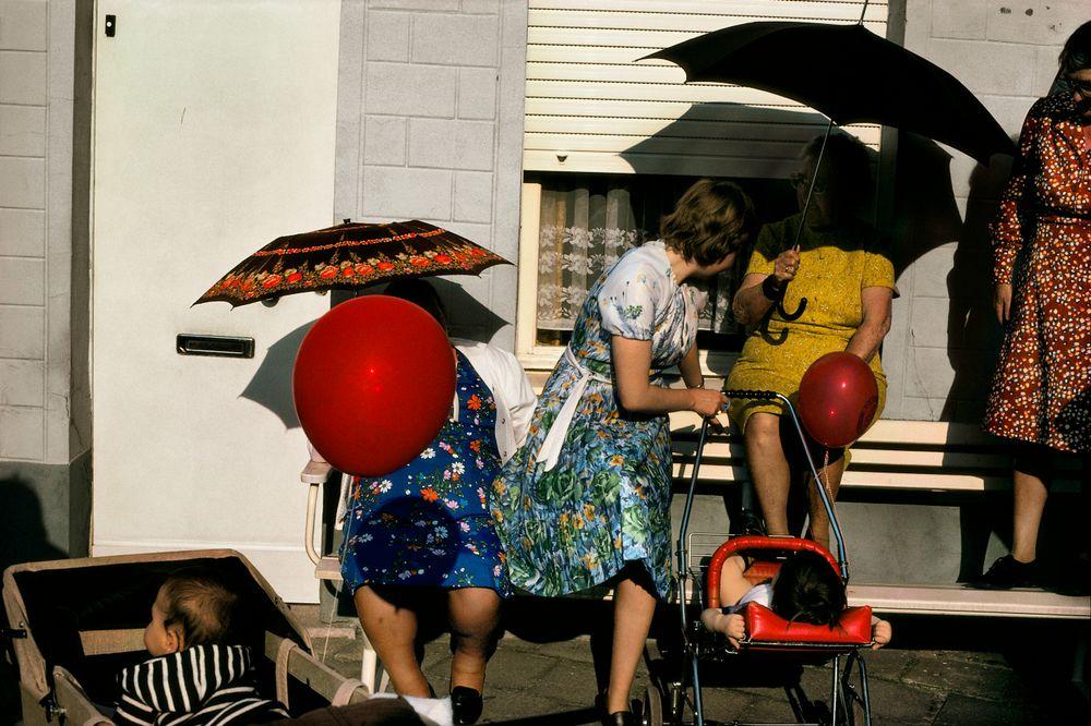 Fotó: Province of Brabant, Flanders region, Belgium 1988<br />© 2015 Harry Gruyaert / Magnum Photos