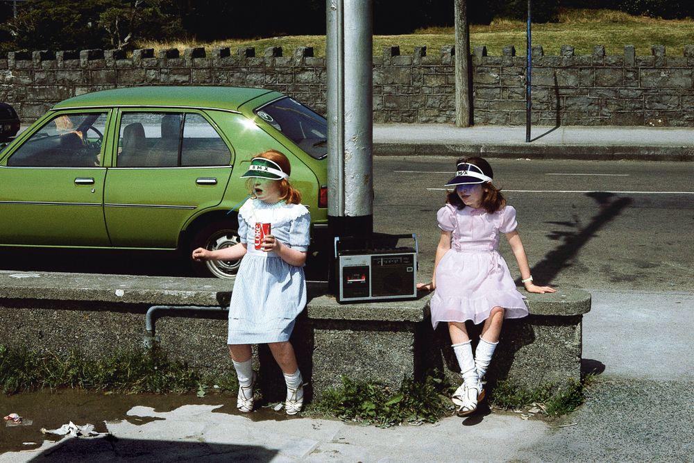 Fotó: Galway, Ireland, 1988<br />© 2015 Harry Gruyaert / Magnum Photos