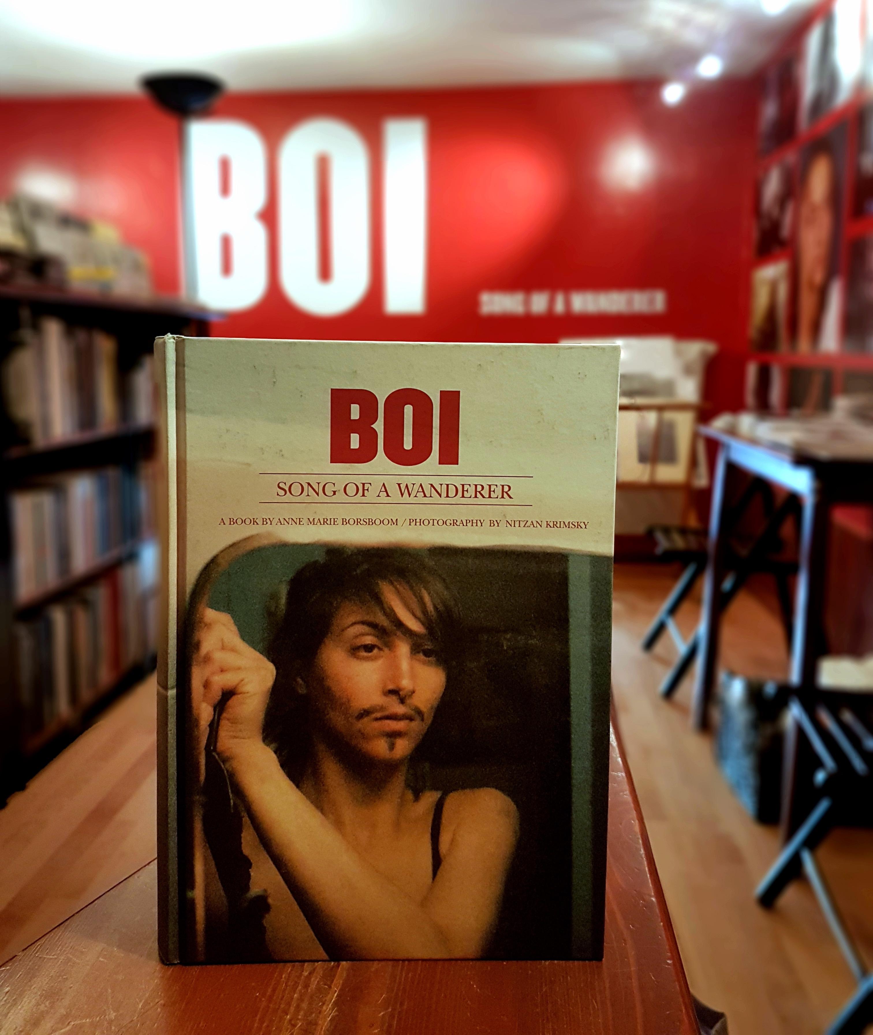 BOI, A Song of a Wanderer