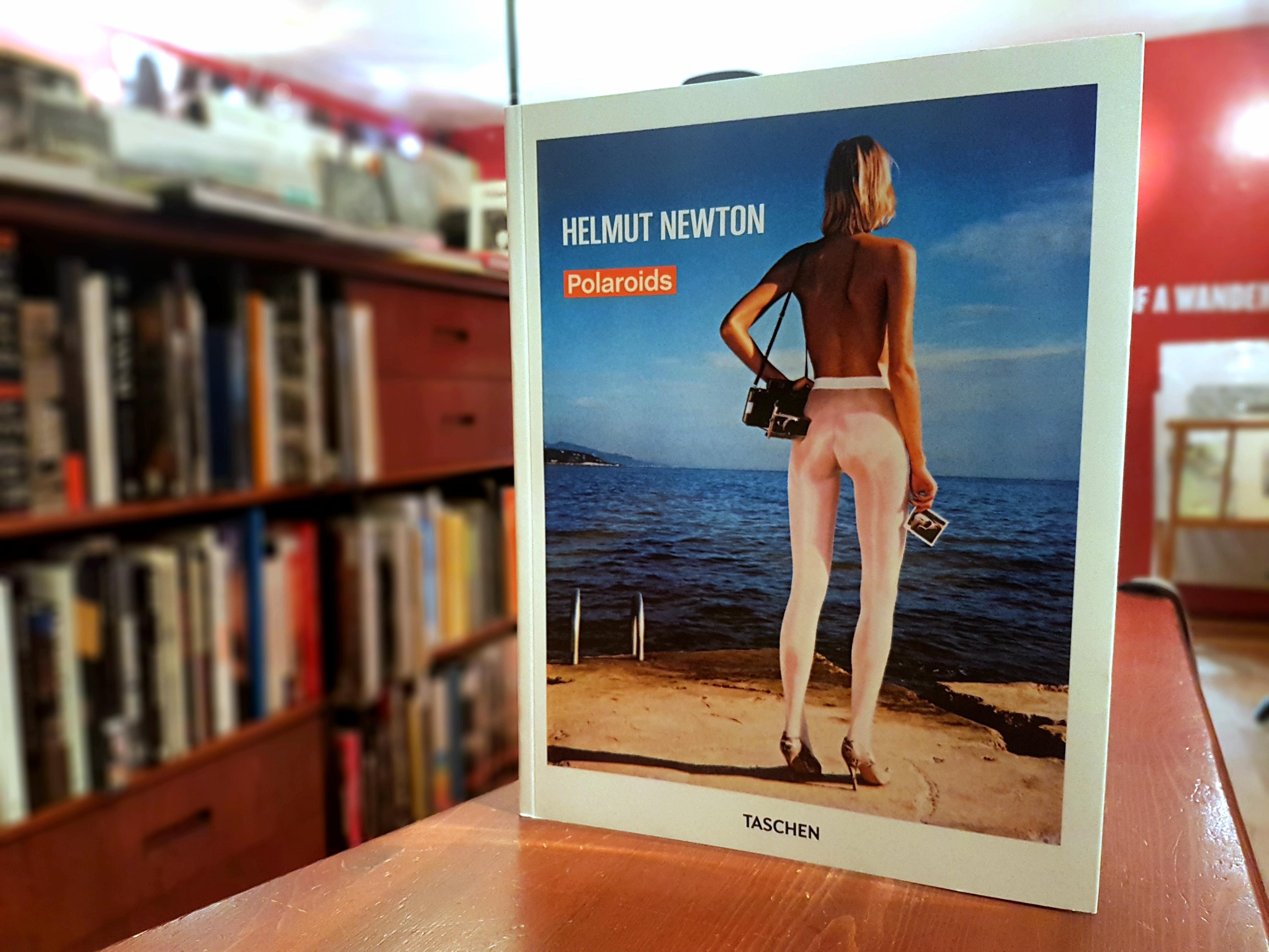 Polaroids. Helmut Newton