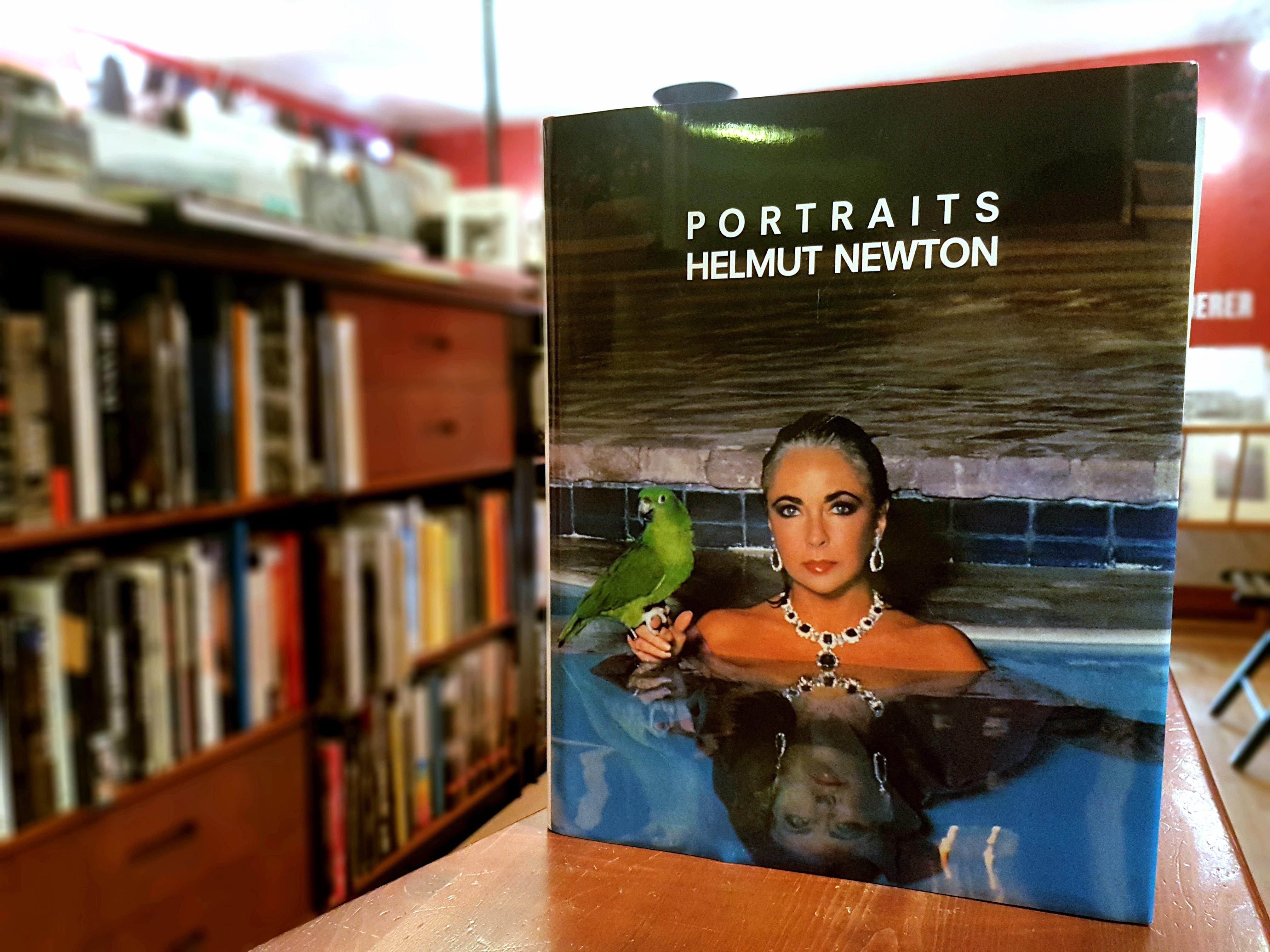 Portraits. Helmut Newton