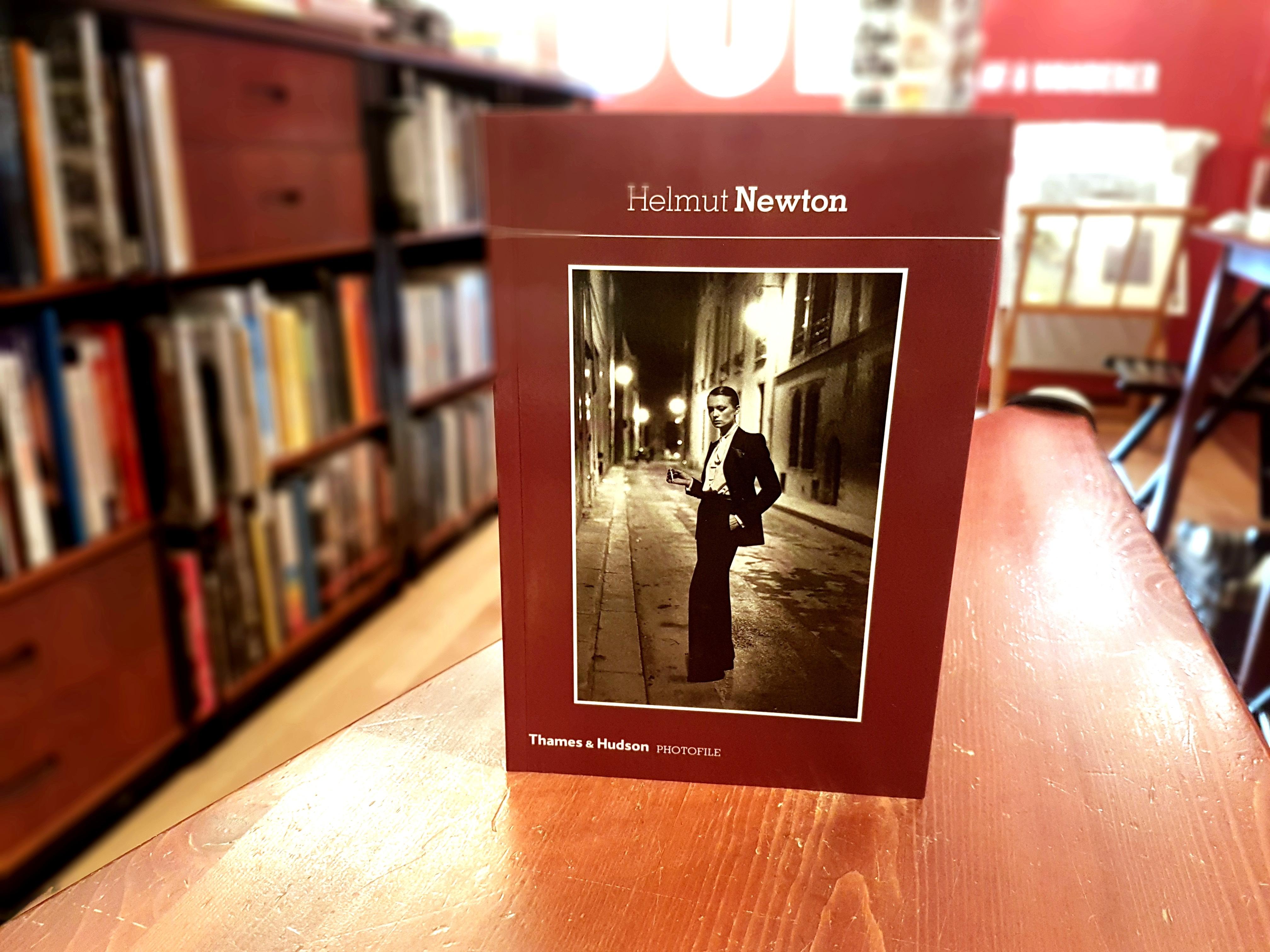Photofile: Helmut Newton