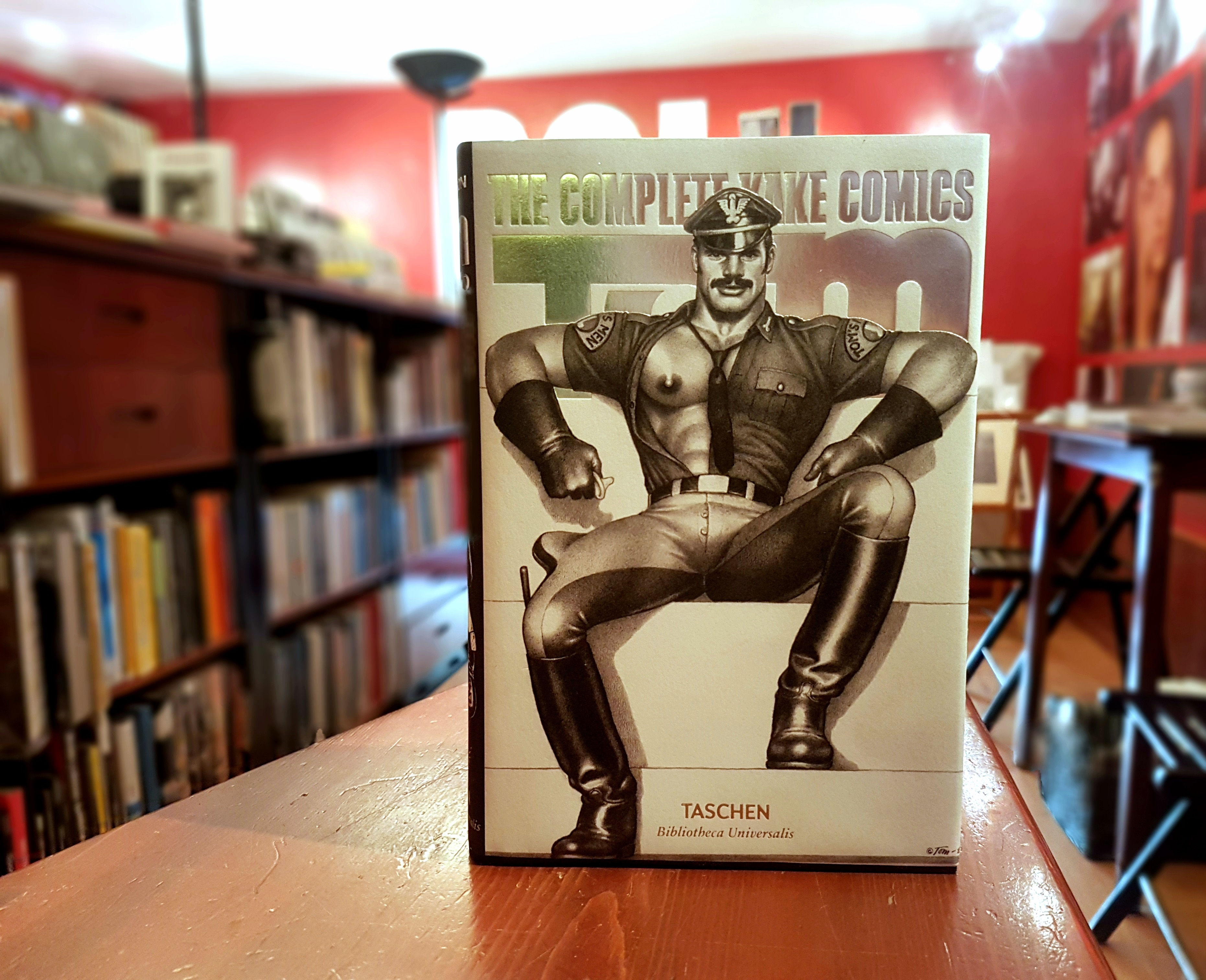 The Complete Kake Comics: Tom of Finland