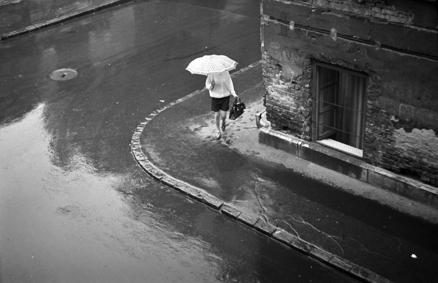 Fotó: Kriss Géza / Fortepan <br />Budapest, 1968