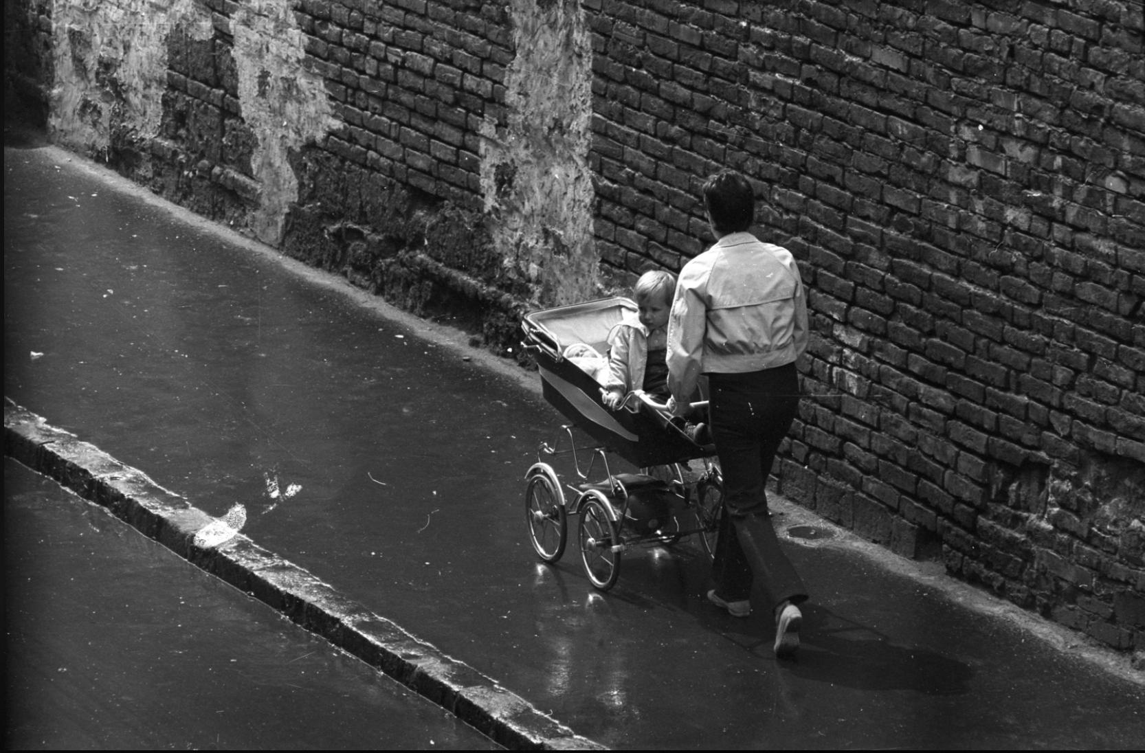 Fotó: Kriss Géza / Fortepan <br />Budapest, 1976