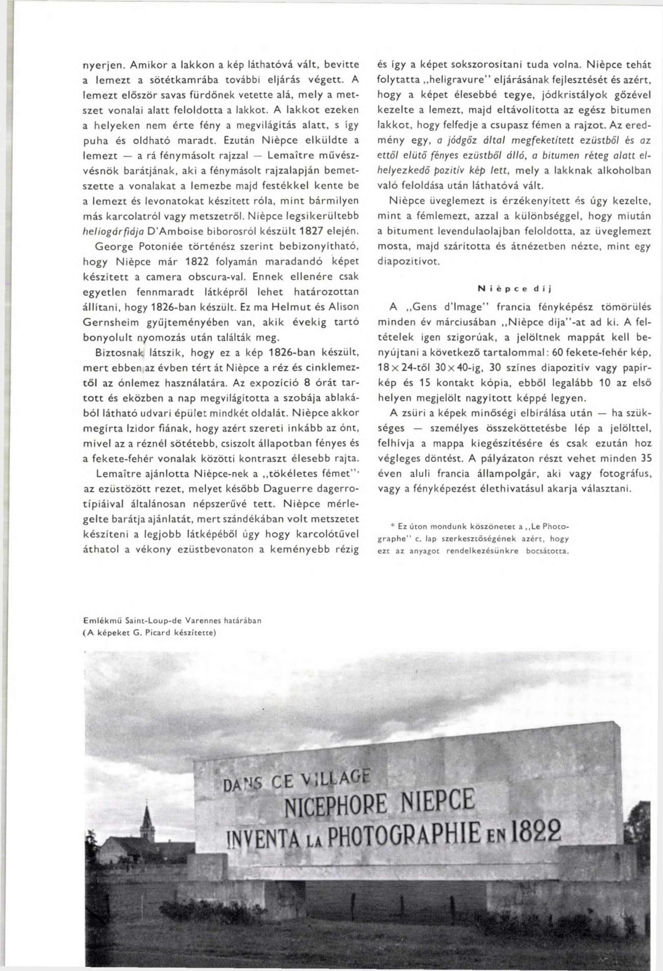 Foto, XIII. évfolyam, 1966. július<br />294. o.<br /><br />forrás: arcanum.hu