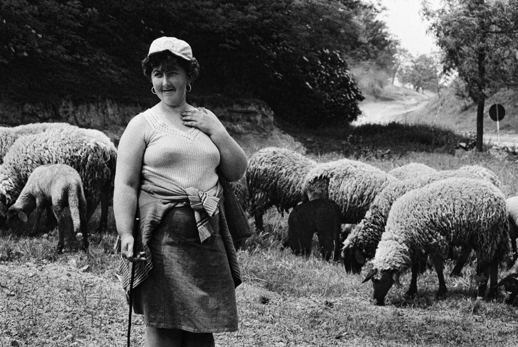 Fotó: Lazukics Anna: Fekete bárányka, Pacsér, 1981