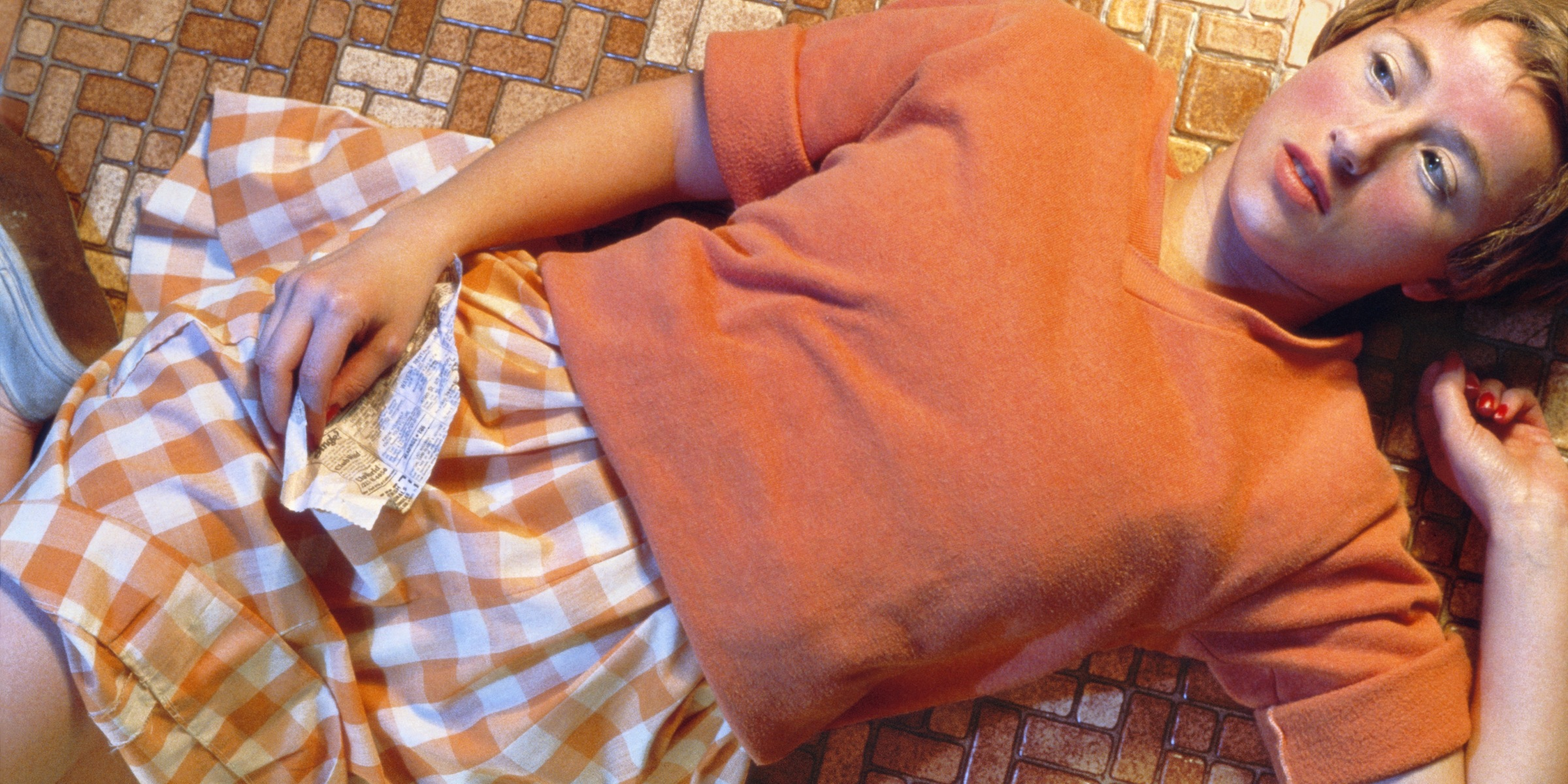 3.<br />Fotó: Cindy Sherman: Untitled #96 (1981)<br />$3,890,500<br />May 2011<br />Christie's New York