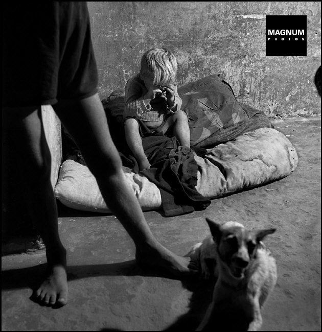 Fotó: Werner Bischof: Budapest, 1947 © Werner Bischof/Magnum Photos