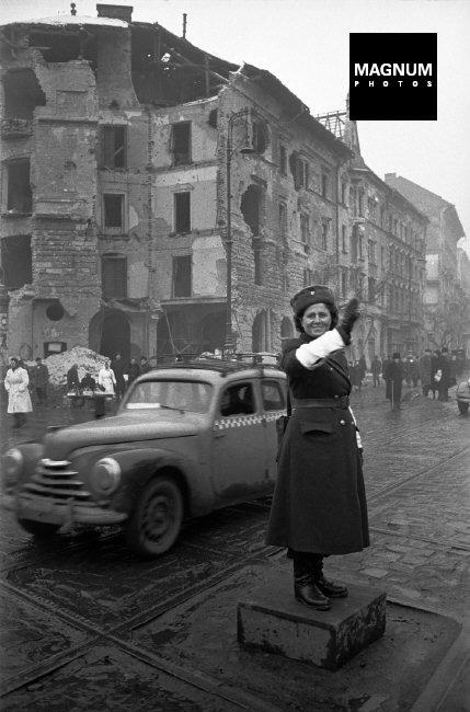 Fotó: Erich Lessing: Budapest, 1956 © Erich Lessing/Magnum Photos